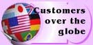 Customers over the globe
