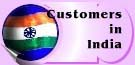 Customers in India